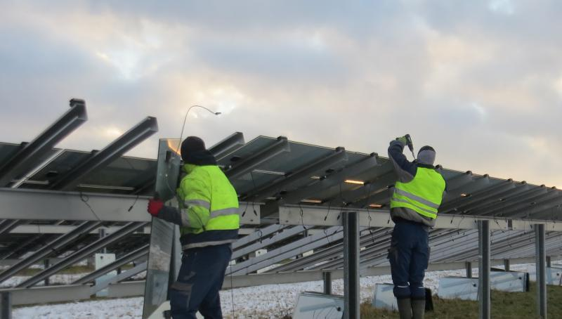 Some times it is better to repower old Photovoltaic Projects