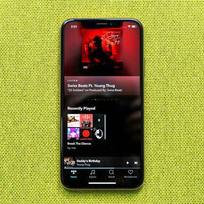 Mobile Music Streaming