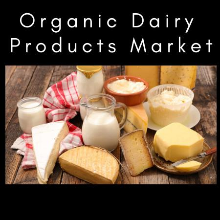Organic Dairy Products Market Competitive Analysis