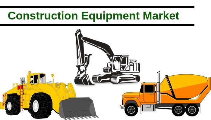 Construction Equipment Market: Detailed quantitative