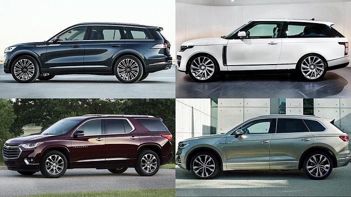 Luxury SUV Market Research Report 2019-2025