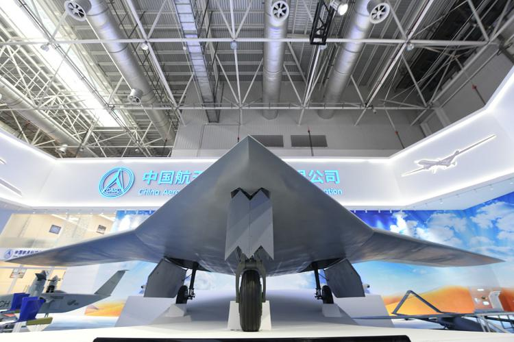 Unmanned Combat Aerial Vehicle