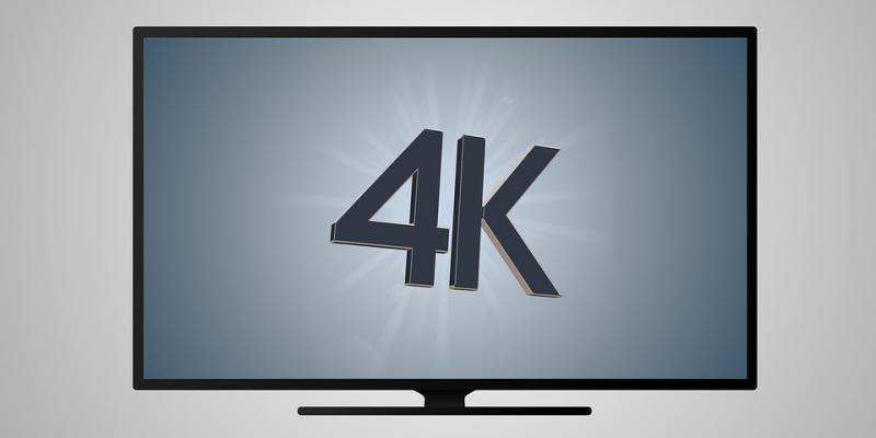 4K Display Resolution Market