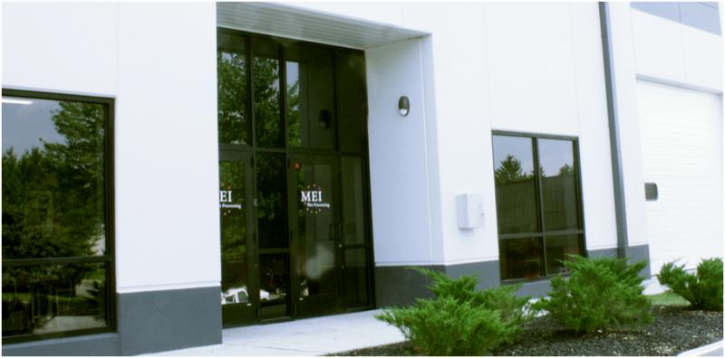 MEI Wet Processing, LLC., Allentown, PA