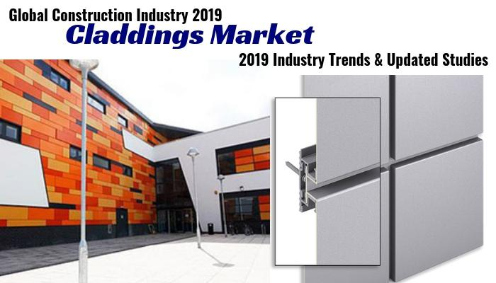 Claddings Market Expected to Reach $262,381 Million, Globally,