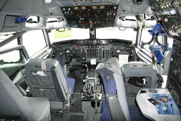 Glass Cockpit for Aerospace Market