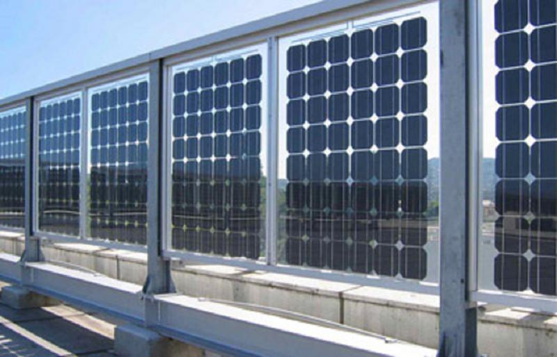Understanding the bifacial boost with the online Balcony Photovoltaic Calculator considering Albedo