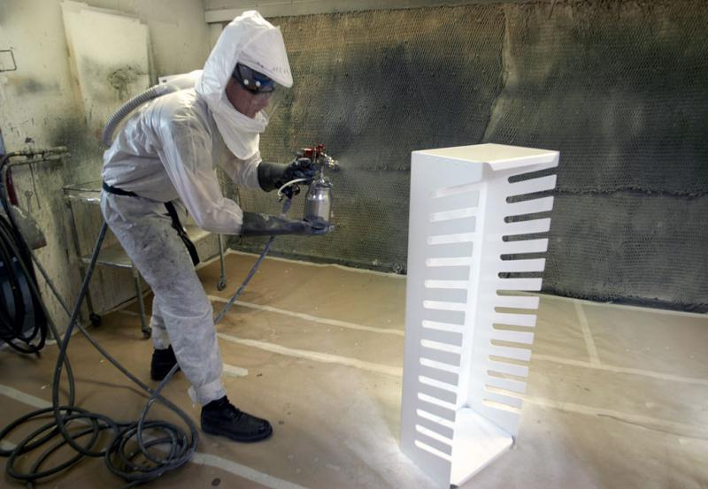 Spray Paint Booths Market