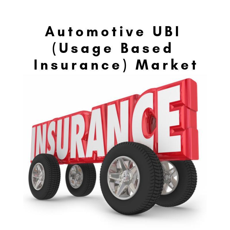 Automotive UBI (Usage Based Insurance) Market Competitive