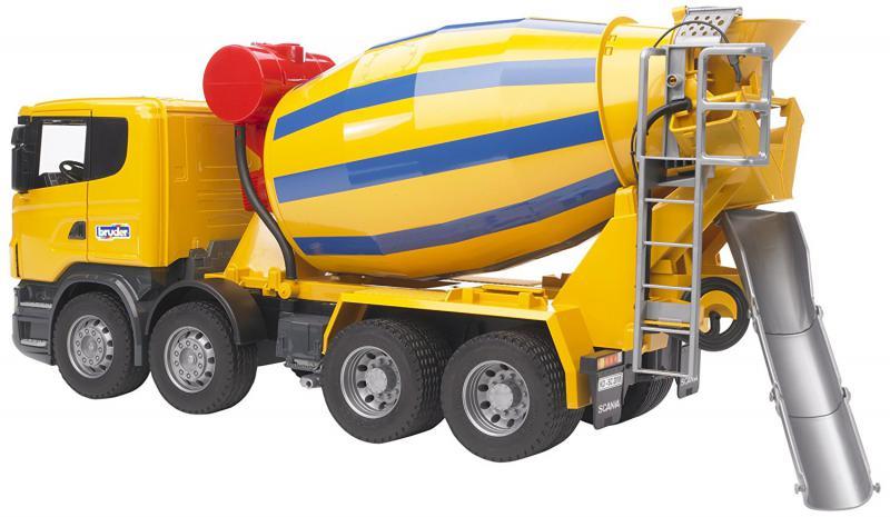 Cement Mixer Market