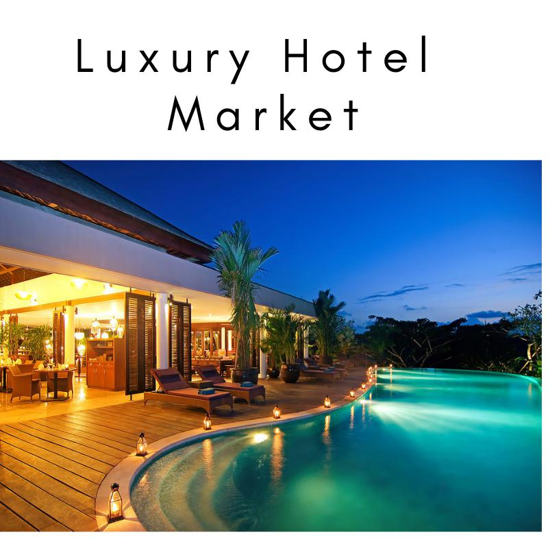 Luxury Hotel Market Competitive Analysis By 2025 : Marriott
