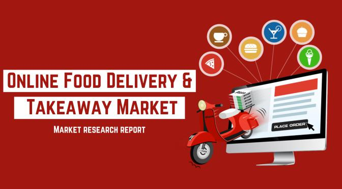 Global Online Food Delivery and Takeaway Market, Top key players