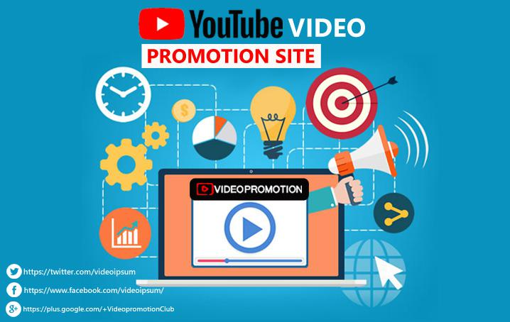 Rely On the Best YouTube Video Promotion Sites To Gain Easy