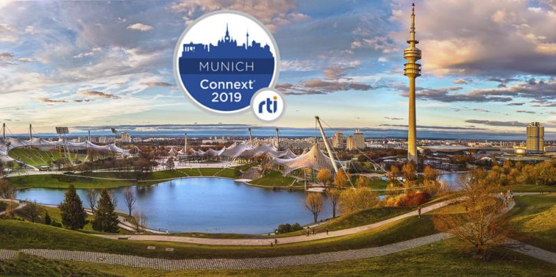 RTI Munich Connext Conference 2019