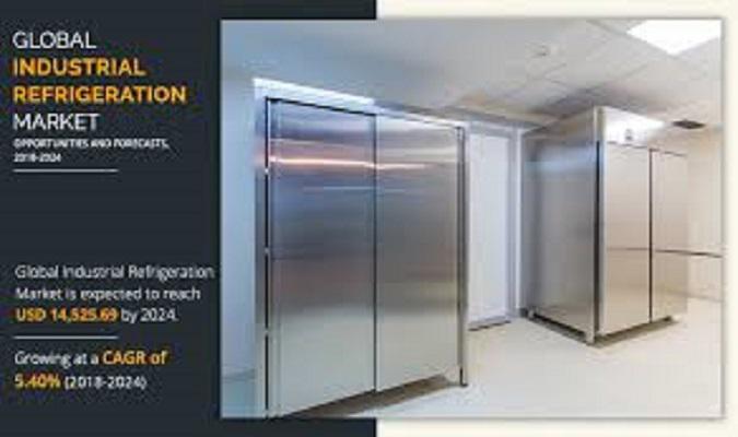 Industrial Refrigeration Marke