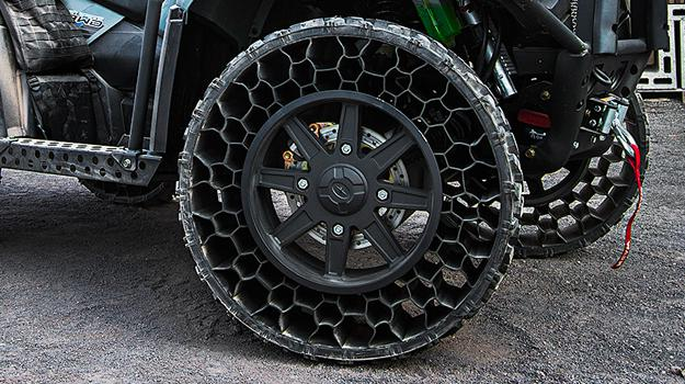 Automotive Airless Tires Market