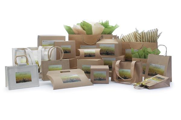 Green Packaging Market by Application and by Packaging Type with