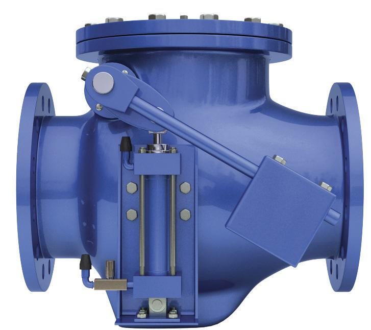 Latest research on Swing Check Valves in Industrial Market With top key players AVK VALVES, ERHARD, Tecofi, CMO Valves, Ultra Cont