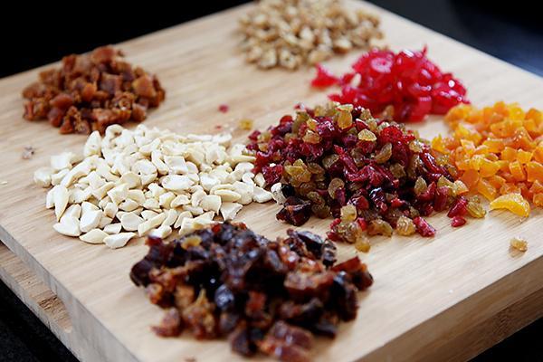 Dried Fruit Ingredients