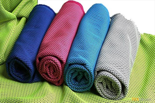 Global Cooling Fabrics Industry