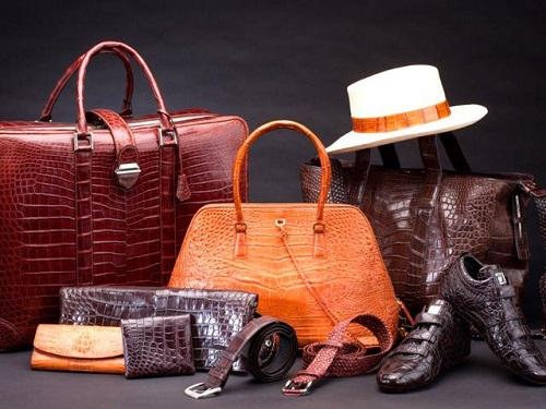Leather Products Market