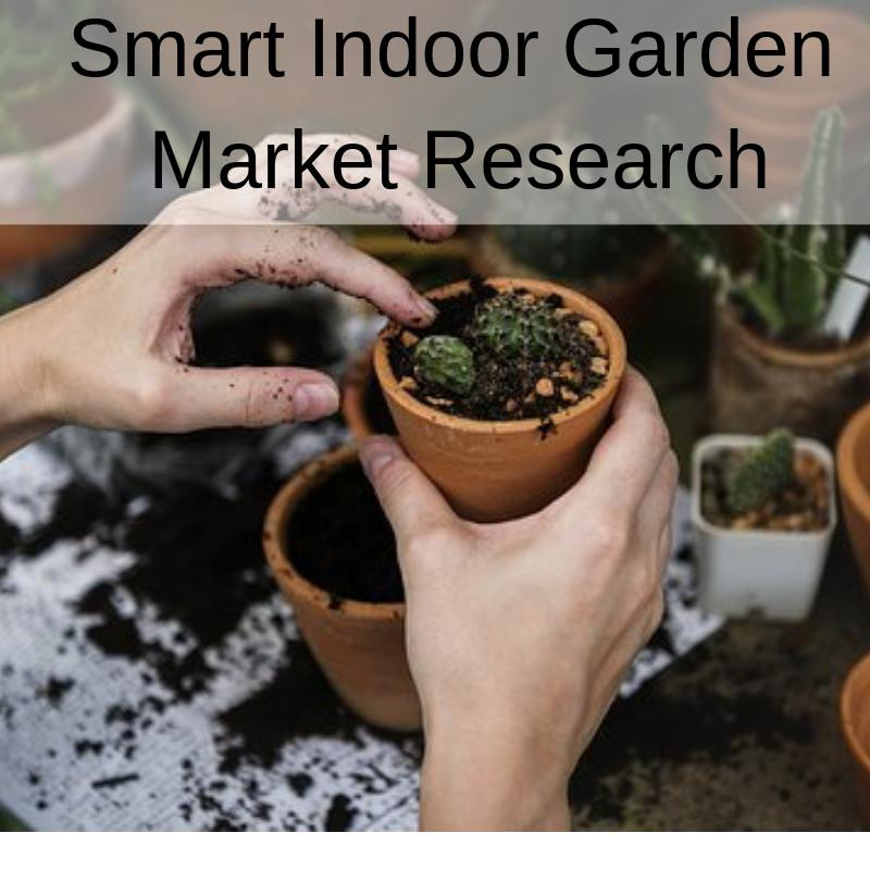 Smart Indoor Garden Market