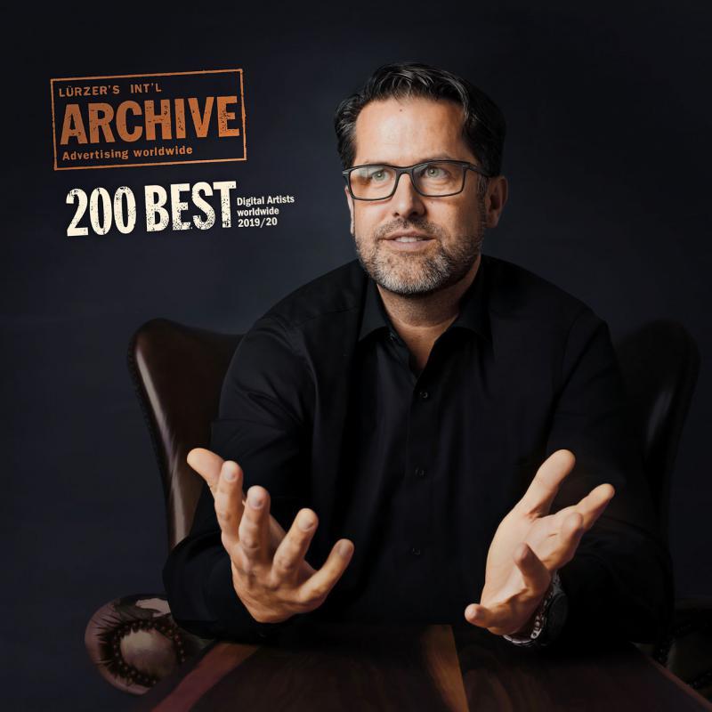 Markus von Luecken - 200 BEST Digital Artists Worldwide by Luerzers Archive