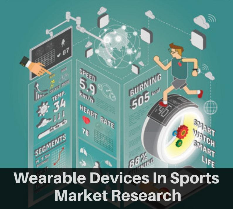 The Future Strategy for Wearable Devices In Sports Market 2019,