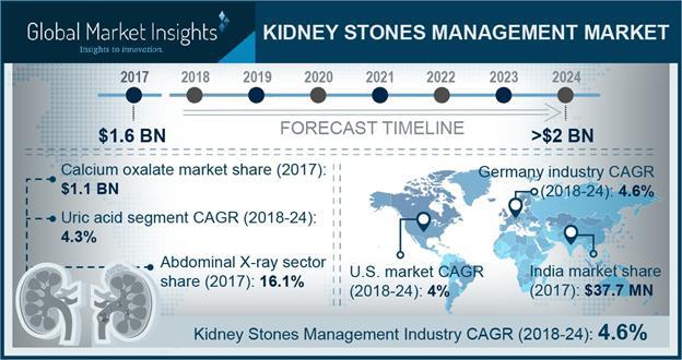 Kidney Stones Management Market