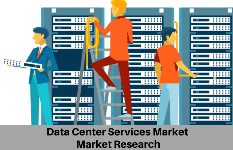 Future outlook of Data Center Services Market and Companies like