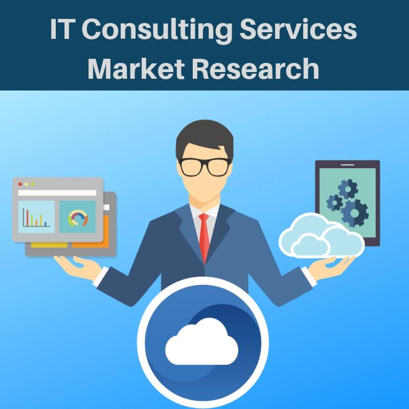 IT Consulting Services Market Poised To Register Healthy