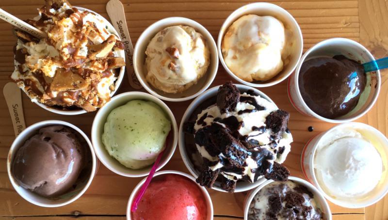 Artisanal Ice Cream Market