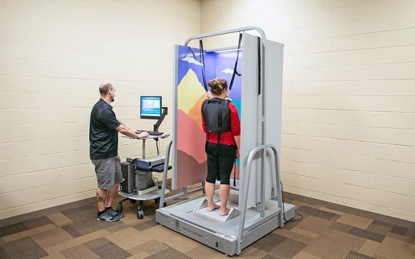 Vestibular Testing System