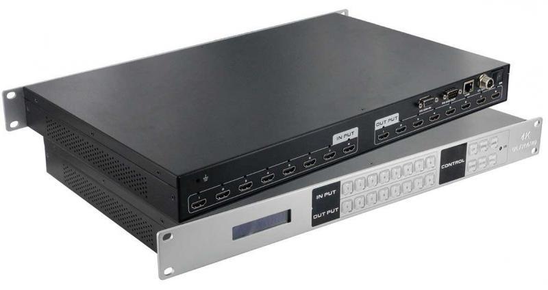 WolfPack 4K 8x8 HDMI Matrix Switcher