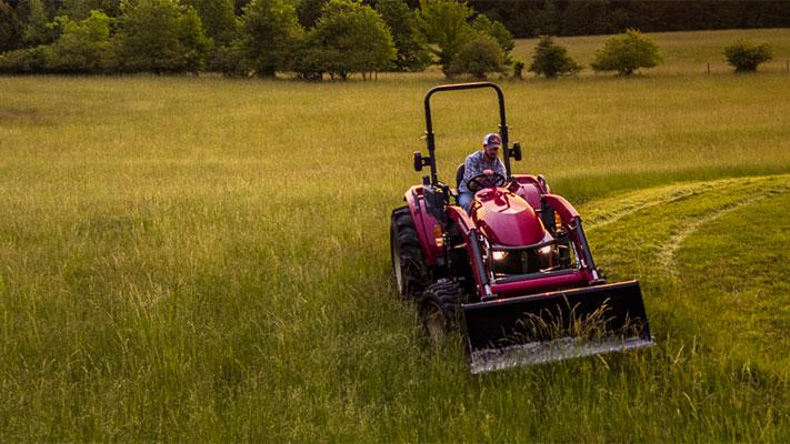 Compact Tractor Market