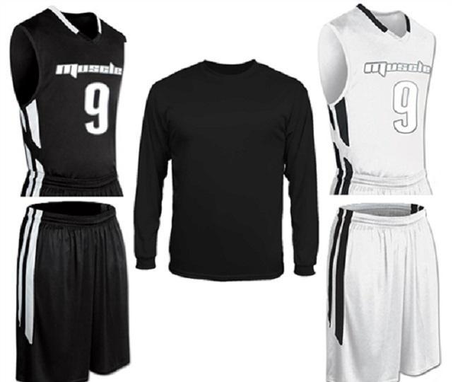 Basketball Uniform Market