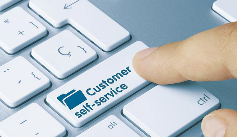 Customer Self-Service Software