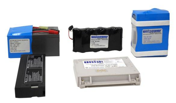 Batteries in Medical Devices Market