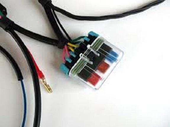 Motorcycle Connectors