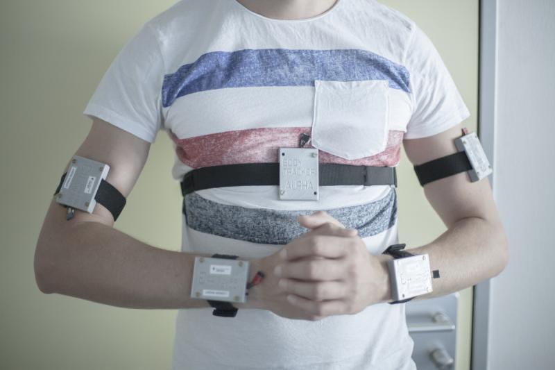 Motion Sensor for Wearables Market