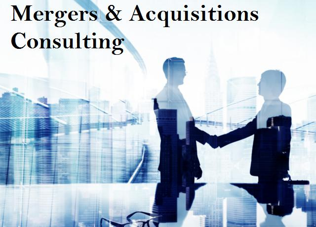 Mergers And Acquisitions Consulting Market