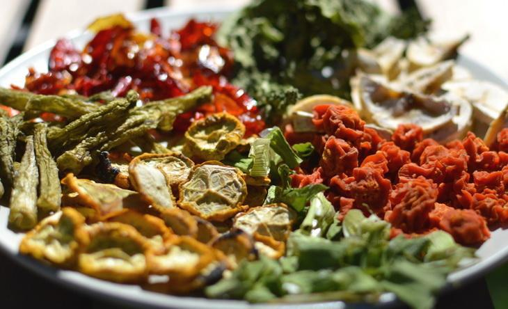 Dehydrated Vegetables Market