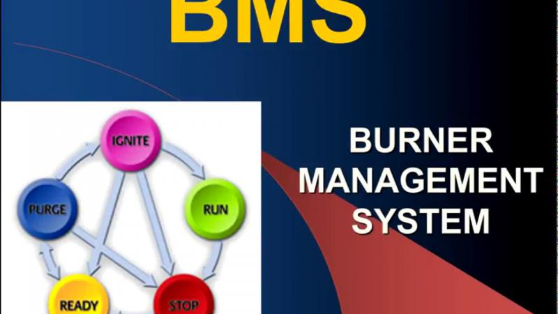 Burner Management System (BMS)