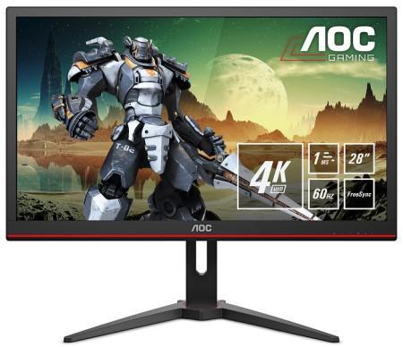 4K gaming for everyone: AOC G2868PQU