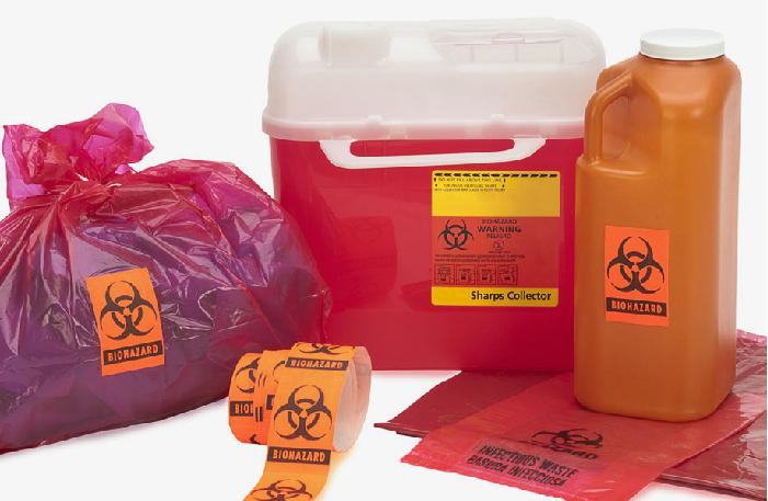 Bio Hazards Bag Market