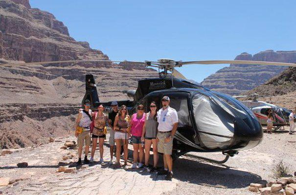Helicopter Tourism