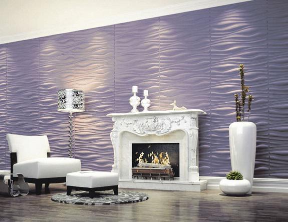 Energy Efficient Decorative Panel