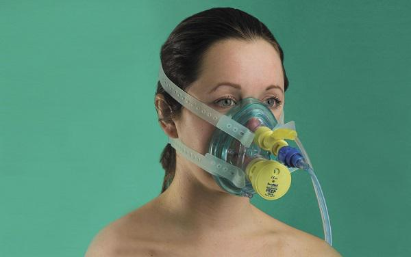 Artificial Ventilation and Anesthesia Masks