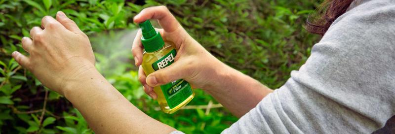 Natural Ingredient Insect Repellents
