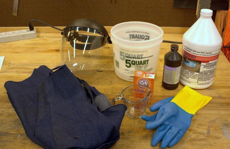 Etching Chemicals Market